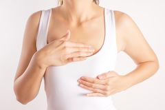 Brustkrebs-Test mit Tränen-Probe
