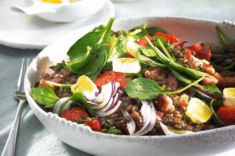 Salat-Rezepte zum Sattessen