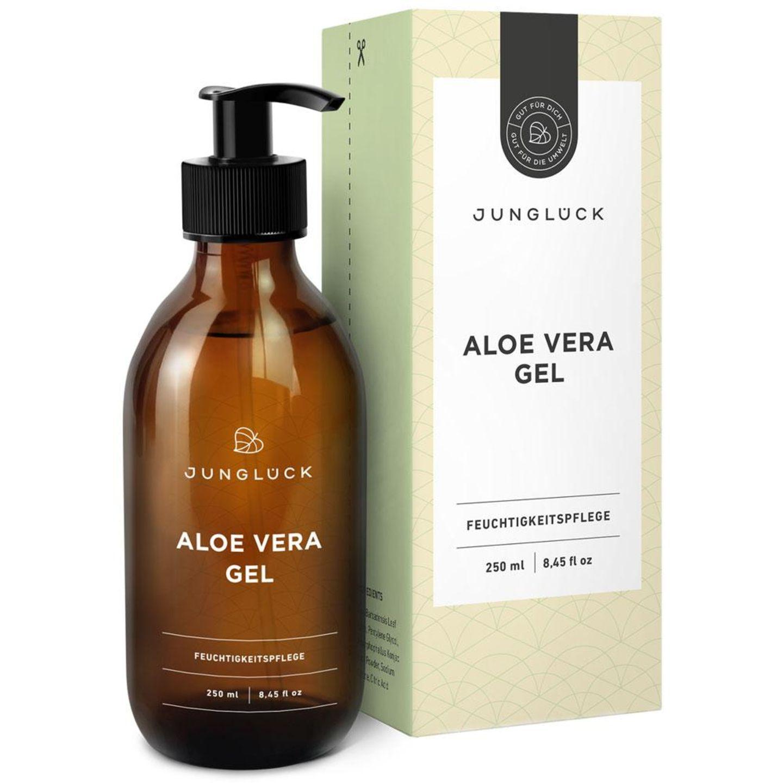 Sommer-Pflege: Aloe Vera Gel