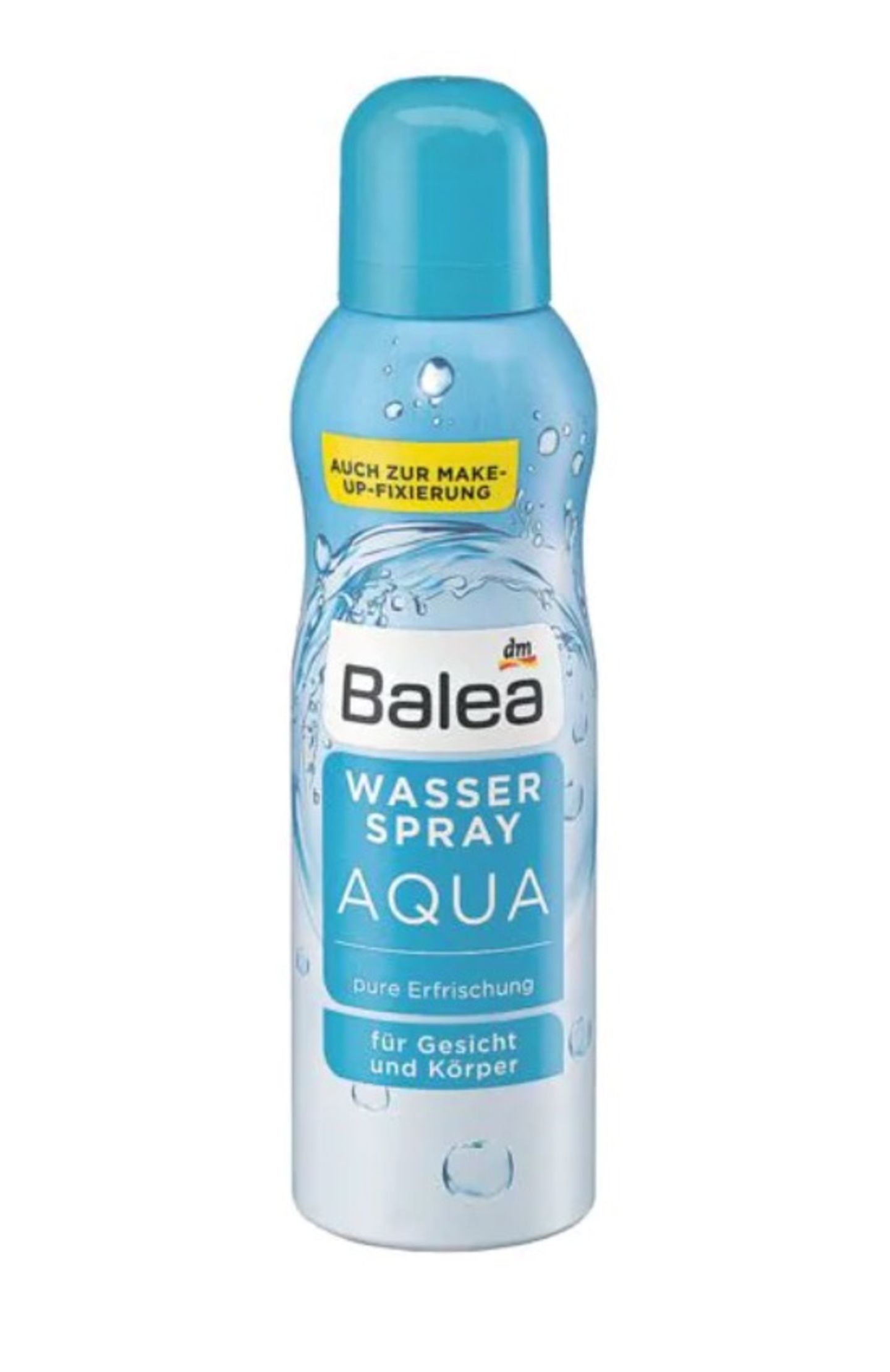 Sommerpflege: Wasserspray