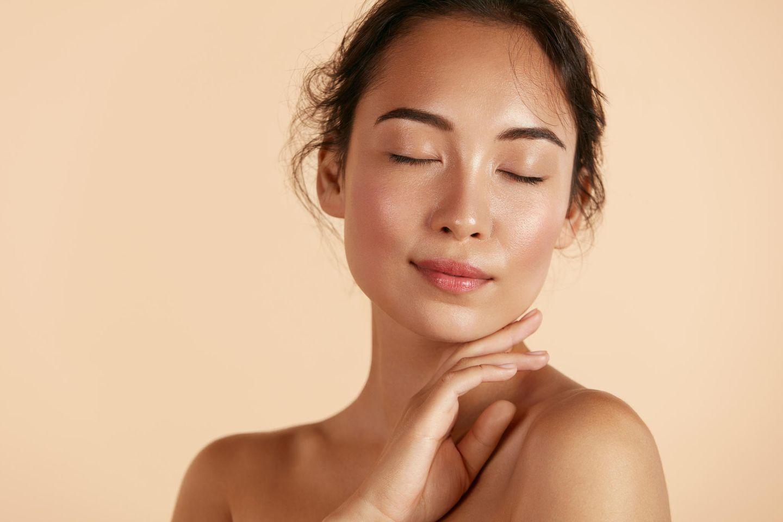 Perfekte Haut – das ist das Geheimnis