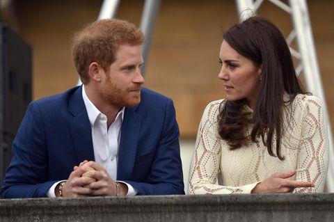 Kate Middleton: So warnte sie Harry vor der Hochzeit mit Meghan
