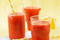 Erdbeer-Limoncello-Smoothie