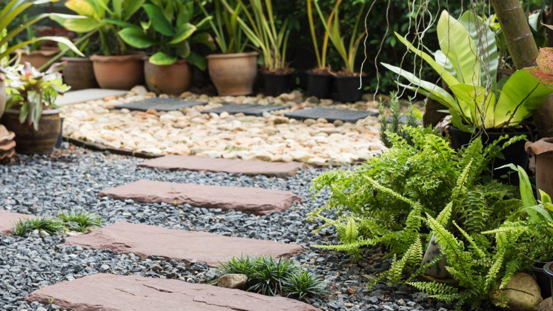 Steingarten anlegen in 9 Schritten