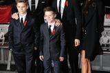 Star-Babys: Familie Beckham