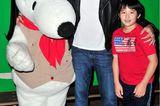Star-Babys: Nicolas Cage mit Sohn