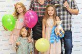 Star-Babys: Jamie Oliver und seine Kinder