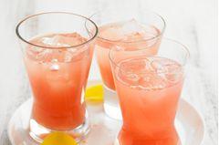 Gin mit Pink Grapefruit