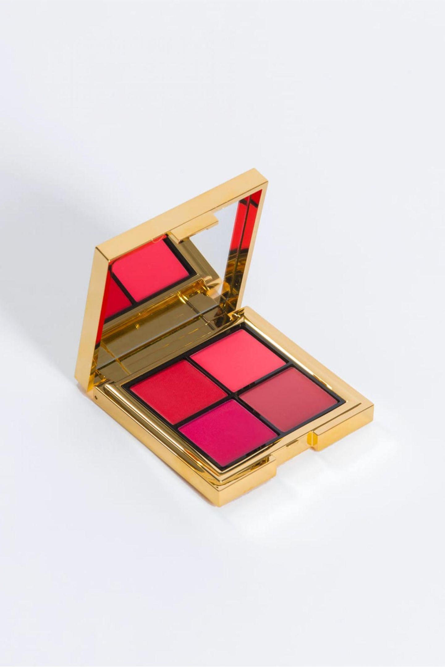 Lippenstift-Palette von Rouje