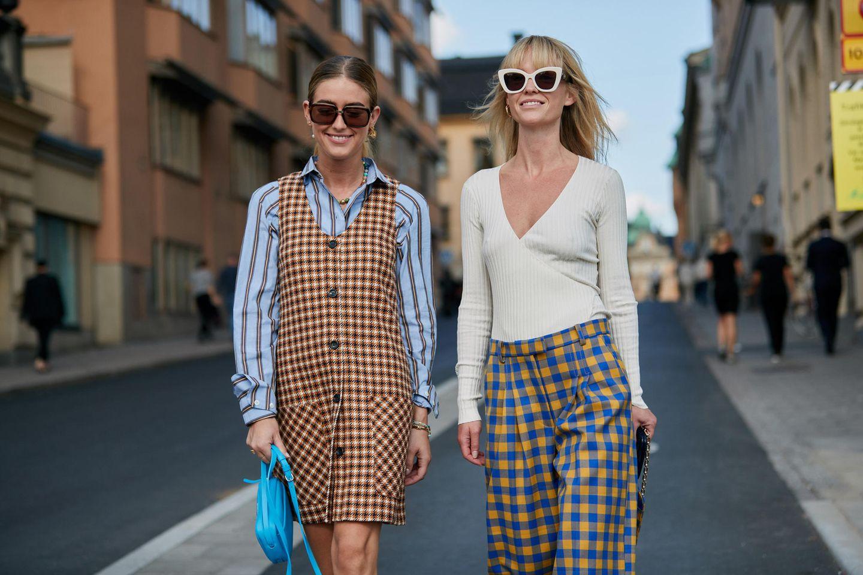 Scandi-Style: Die coolsten Looks der Skandinavierinnen, die wir JETZT tragen wollen