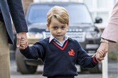 """Prinz Georges Patentante spricht: """"Das ist für alle herzzerreißend"""""""