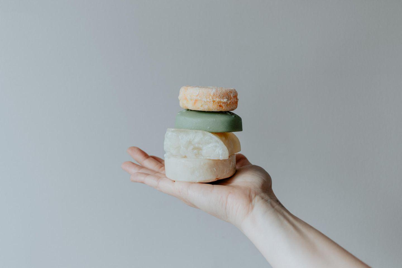 Nachhaltig leben: Shampoo Bars