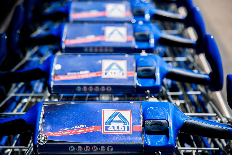 Rückruf: Aldi Einkaufswagen