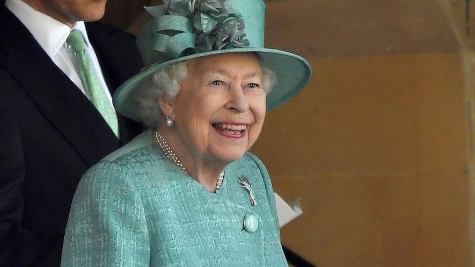 Queen Elizabeth : Der wahre Grund, wieso die Queen nie ihre Gefühle zeigt