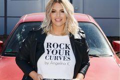 Angelina Kirsch launcht neue Modekolektion