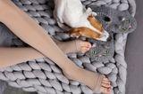 Hacks für Schwangere: Stützstrümpfe