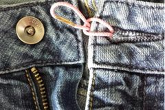 Hacks für Schwangere: Haargummis