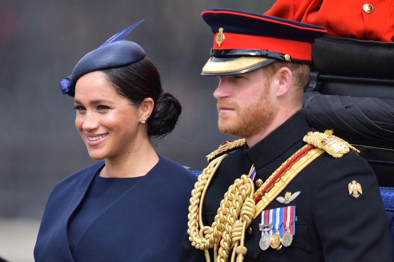 Royals: Herzogin Meghan: Prinz Charles hatte Großes mit ihr vor, aber ...