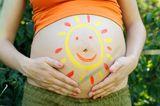 Weg mit den Schuldgefühlen!: Babybauch