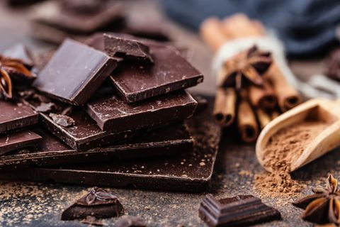 Schokoladendiät: Schokolade