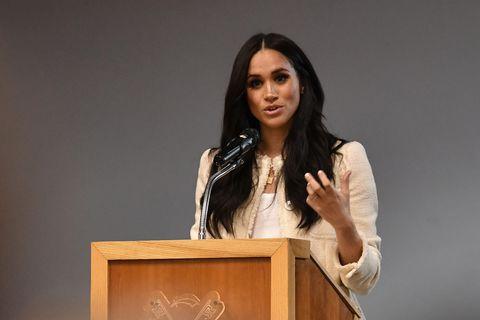 Meghan Markle: Inspirierende Ansprache bei Video-Event
