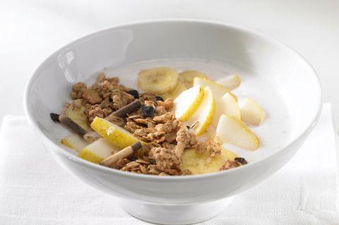 Schoko-Früchte-Müsli