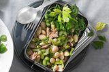 Weißer Bohnen-Salat mit Tunfisch
