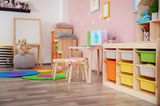 Kindergeburtstag: Kindergarten