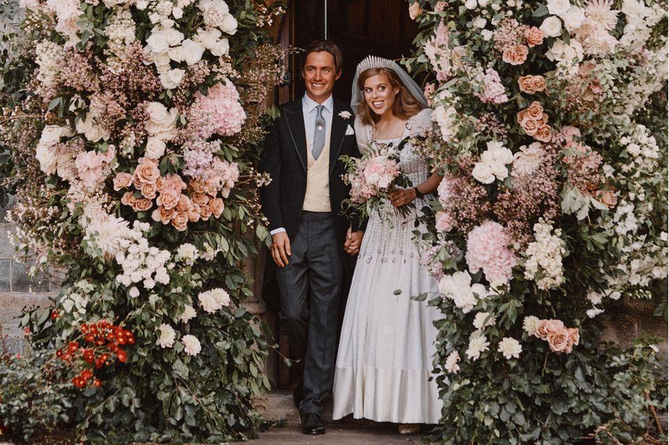 Prinzessin Beatrice: Die romantischen Details ihrer Hochzeit