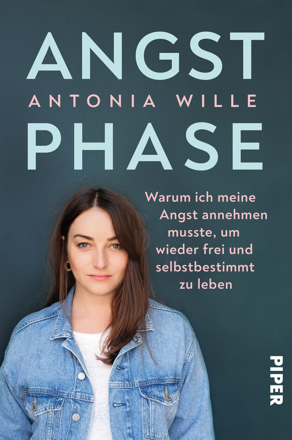 Cover Angstphase