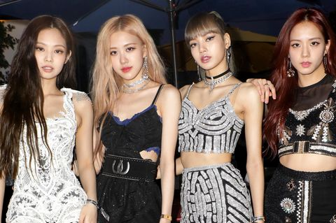 Die K-Pop-Girlband Blackpink