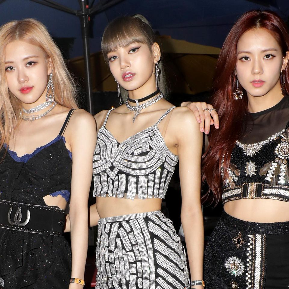 Die K-Pop-Girlband Blackpink