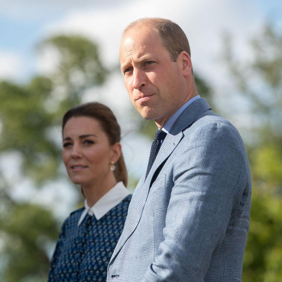 Prinz William + Herzogin Catherine verwirren Fans mit neuem Post