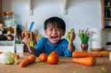 Kinderverhalten: Wütendes Kind