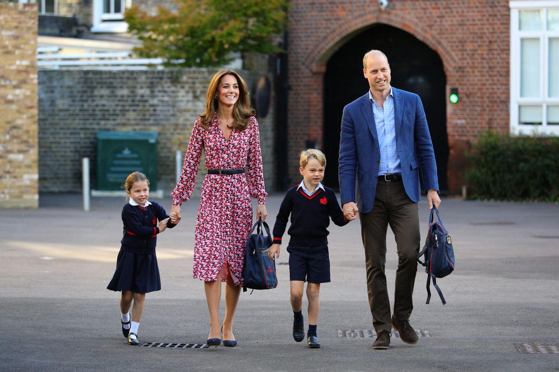 Prinz George: Neue Fotos zum 7. Geburtstag