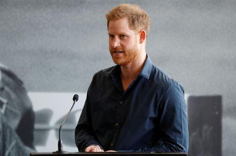 """Prinz Harry wehrt sich: Vorwürfe """"diffamierend und kränkend"""""""