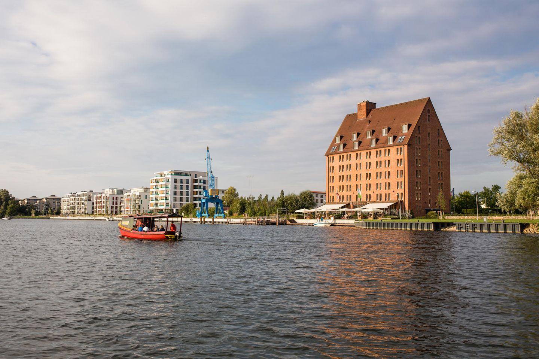 Nachhaltige Hotels: Hotel Speicher am Ziegelsee