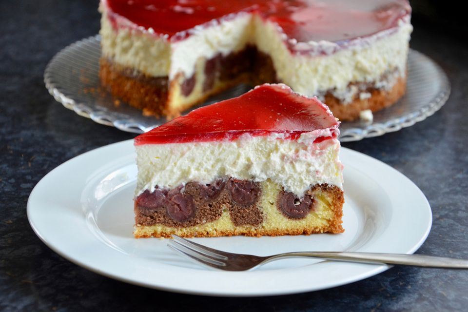 Rotkäppchen-Torte