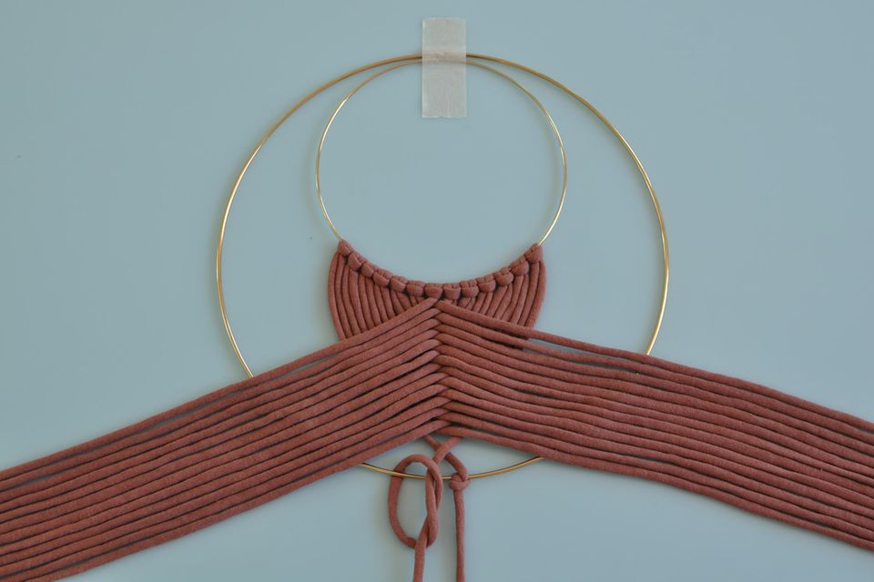 diy-wanddeko: Wallhanging