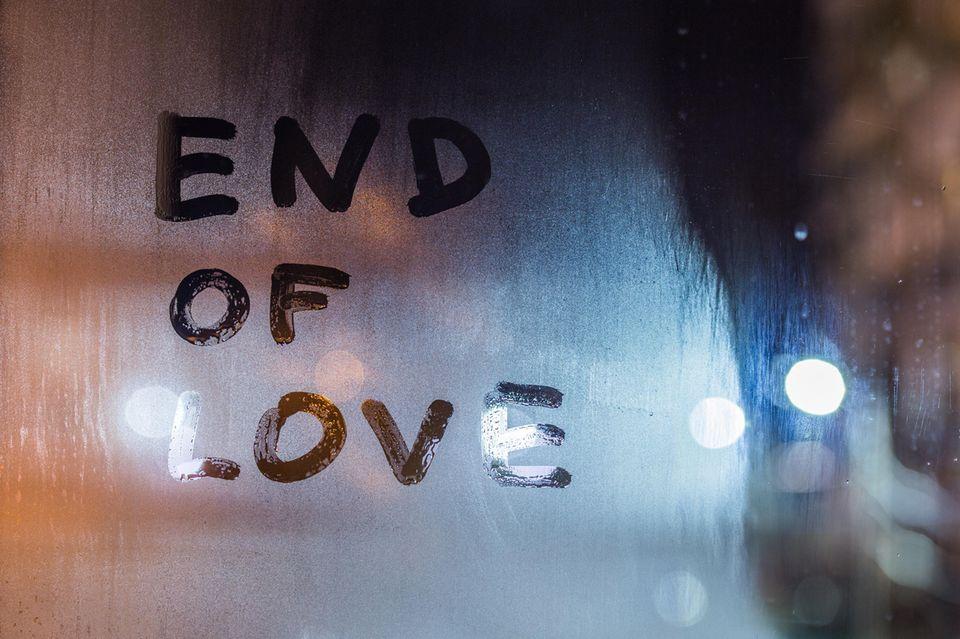 """Beziehungsaus: """"End of Love"""""""