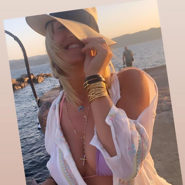 Stars im Bikini: Sarah Connor