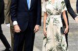 Looks der Royals: Letizia von Spanien
