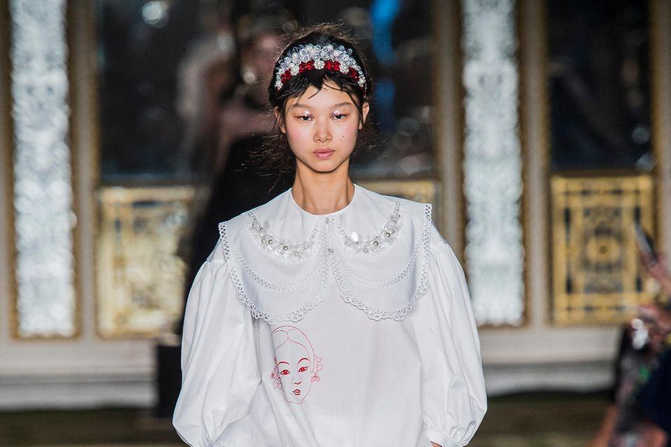Trend Alert: Von wegen bieder: So stylen wir das Fashion-Statement Bubikragen