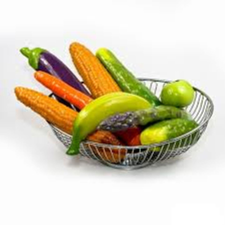 Nachhaltige Sextoys: Dildos in Gemüse-Form
