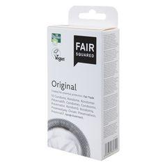 Nachhaltige Sextoys: Fairsquared-Kondome