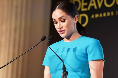 Meghan Markle: Enttäuscht von der Royal Family