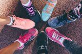 Fitness-Fehler: Sportschuhe