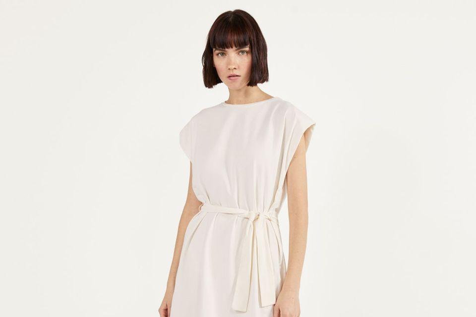 Jerseykleid von Bershka