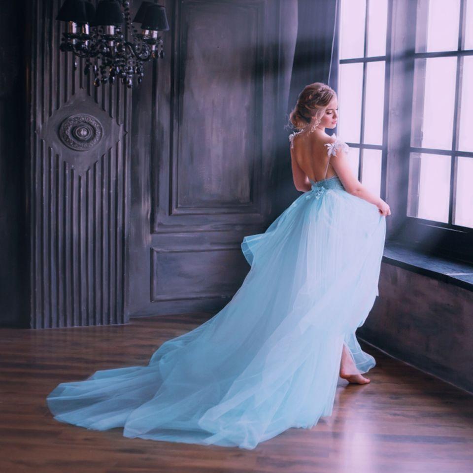 Cinderella-Diät: Cinderella am Fenster