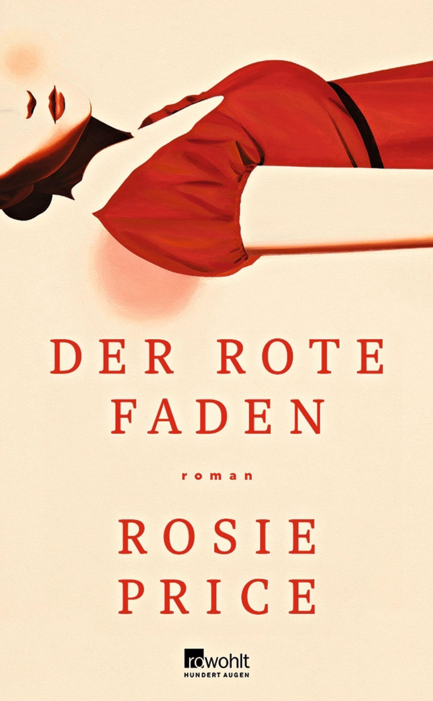 """Buchtipps der Redaktion: Buchcover """"Der rote Faden"""""""